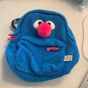 Zara Girls Grover backpack